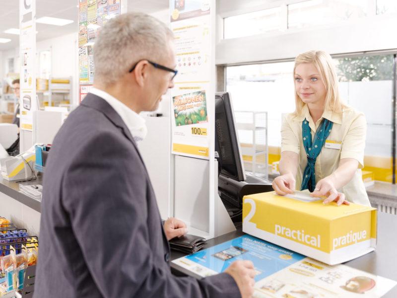 [Vorstoss] Standesinitiative Service public erhalten: Keine Schliessung von Poststellen!