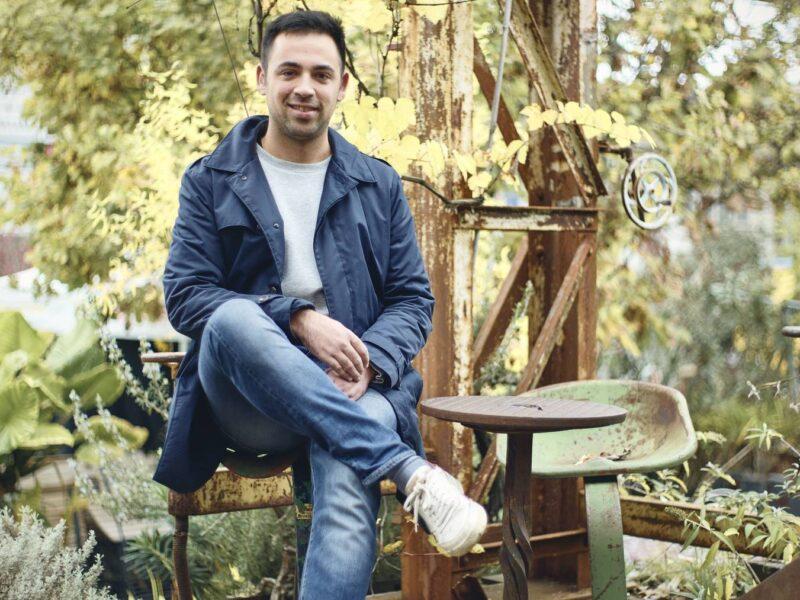 Er geht, um wiederzukommen: Adil Koller im Porträt